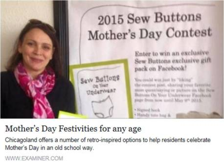 2015 Contest in the Examiner
